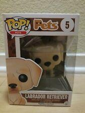 New ListingFunko Pop! Pets: Labrador Retriever (Beige) Pet Dog Puppy