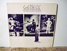 GENESIS, THE LAMB LIES DOWN ON BROADWAY, RARE 1974 NEAR MINT, GREAT ROCK OPERA