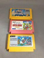 40145 Super Mario Bros. 1 3 USA NES nintendo Famicom FC Japan