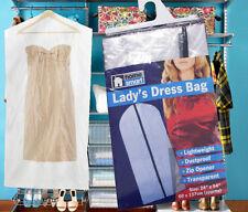 Ladies Dress Bag Garment Protector Wedding Dress Storage Dustproof Cover Suit