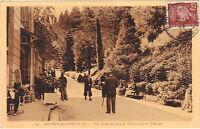 CAPVERN LES BAINS - Allée du parc de l'établissement thermal   (5739)