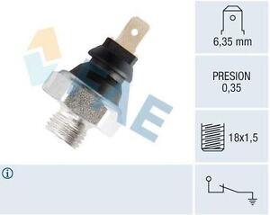 Sensor Manocontacto Presion Aceite para RENAULT Express 11 Super 5 VOLVO 340 760