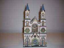 Old Trinity Church by Dept.56, dated from 1998 to 2000