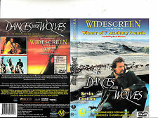 Dances With Wolves-1990-Widescreen Version-Kevin Costner- Movie-DVD