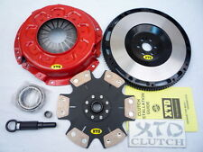XTD STAGE 4 CLUTCH & FLYWHEEL KIT SKYLINE RB20DET RB25DET 2.0 2.5 TURBO