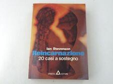 IAN STEVENSON - REINCARNAZIONE - 20 casi a sostegno - 1a EDIZIONE ARMENIA - LX2