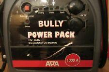 APA Powerpack BULLY Starthilfe 1000A Powerstation Power Pack neuer Akku !!!