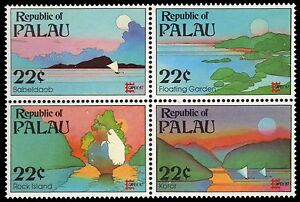 PALAU 149a (Mi191w) - CAPEX '86 International Philatelic Exhibition (pa21622)