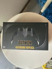 NECA DC Batman GRAPNEL LAUNCHER 1989 Batman Movie Prop Replica IN HAND