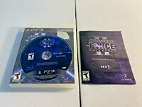 Star Wars: The Force Unleashed II (Sony PlayStation 3, 2010) - COMPLETE (TESTED)
