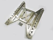 OBX Stainless Frame Rail & Butterfly Brace Fits 1990-2002 Miata MX-5 Mazda