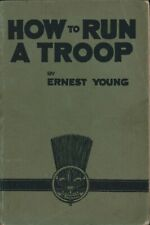 More details for how to run a troop gilcraft (ernest young)  1933 rev  scout handbook hl2.1754