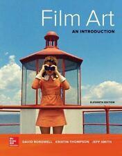Film Art: an Introduction by Kristin Thompson and David Bordwell (2016,...
