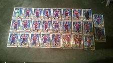 Match Attax + Extra Crystal Palace Cards Team Base Set x25 Topps 2014 2015 14/15