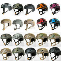 FMA Caiman Tactical Helmet for Airsoft Paintball Outdoor Sport - TB1307 -