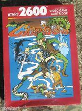 Crossbow Atari 2600 New Sealed Box with manual 1 or 2 p NTSC USA Box Damaged