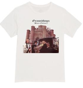 Groundhogs blues obituary t-shirt lp cd vinyl band and