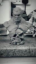 Punisher 1/6 bust resin model kit.
