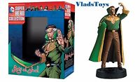 Eaglemoss DC Comic Superhero w/New Box Ra's al Ghul Figurine #11 w/booklet