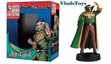 Eaglemoss DC Comic Superhero w/New Box Ra's al Ghul Figurine #11 w/booklet
