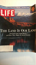 Life Magazine October 1993 This Land is our Land, Jerry Seinfeld, THE BEATLES