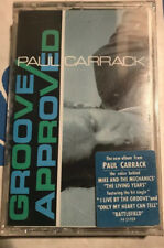 Groove Approved, Paul Carrack, New **SEALED CASSETTE** RARE