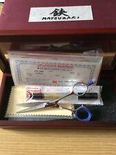 New Matsuzaki EDS550 4*Japanese Hairdressing Scissors