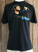 Josh Groban Men's 2XL Tshirt Awake World Tour 2007 Concert Black Short Sleeve