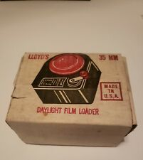 Vintage Brand New Lloyd's 35mm Daylight Film Loader
