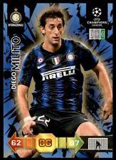Panini Adrenalyn XL UEFA Champions League 2010/2011 Inter Milan Diego Milito