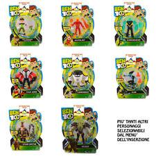 Ben 10 (Ben Ten) Personaggi Base 12cm by Giochi Preziosi Ben10 Nuova serie