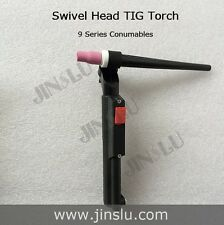 Swivel Head TIG Torch Head Body WP 9 TIG 9 WP 9 series consumables 1pcs