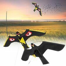Flying Hawk Kite Emulation Bird Scarer Repellent Home Garden Yard Scarecrow Tool