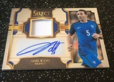 2017-18 Select Jersey Autographs #25 Adil Rami/299  Olympique Marseille - France