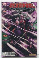 Deadpool #29 Nm Til Death Do Us Part 6 Marvel Comics Cbx1S
