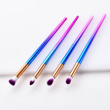 4x Pro Makeup Brushes Set Foundation Powder Eyeshadow Eyeliner Lip Brush Tool