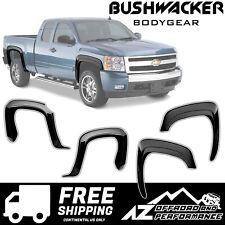 Bushwacker OE Style Fender Flare Set for 07-14 Chevy Silverado Truck