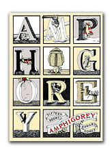AMPHIGOREY By EDWARD GOREY US Buch Comic