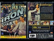 Iron Bodyguard - Shaw Brothers Kung-Fu Classic (Brand New Rare, Hard To Find DVD