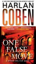 One False Move (A Myron Bolitar Novel) [New Book] Paperback, Strippable Paperb