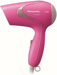 Panasonic EH-ND11-P62B 1000W Hair Dryer with Turbo Dry Mode(Pink)