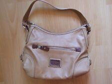 Moderne Tommy Hilfiger Leder braun Tasche designer handbag