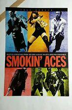 SMOKIN' ACES PHOTO MOVIE STILL 5x7 FLYER MINI POSTER (NOT A movie )