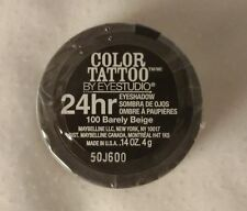 MAYBELLINE COLOR TATTOO LIMITED EDITION BARELY BEIGE
