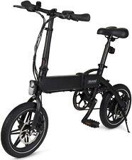 WHIRLWIND Folding Electric Bike Moped Car Bicycle Scooter City E-Bike 25km/h