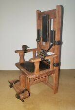 Model Kit DIY 1/6 scale Old Sparky Electric Chair Ohio State Version