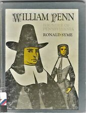 William Penn Founder of Pennsylvania by Ronald Syme 1966