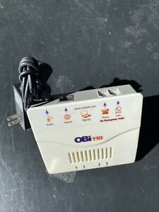 OBi 110 Voice Service Bridge & Telephone Adapter OBIHAI Technology, Inc.