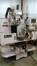 MIlltronics MB-19 A 4 axis CNC bed mill w/i digitizing