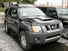 2000-2015 Hood Scoop For Nissan Xterra by MrHoodScoop UNPAINTED HS003